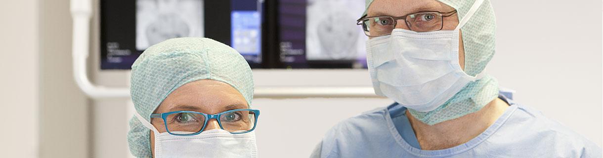 Spezialisierung auf urologische Operationen › UROPRAXISKLINIK